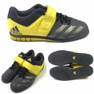 Adidas Powerlift Weight Lifting Shoes Mens Size 10